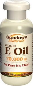 Pure Vitamin E-Oil 70,000 IU 70000 IU fl. oz. 2.5 Liquid