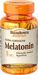 Extra Strength Melatonin 5 mg 5 mg  60 Tablets