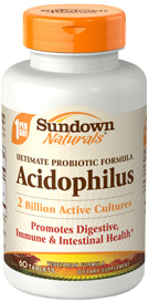 Ultimate Probiotic Acidophilus 60 Tablets