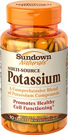 Multi-Source Potassium 90 Tablets