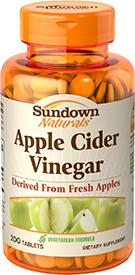 Apple Cider Vinegar 200 Tablets