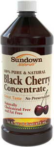 Black Cherry Concentrate 16 Liquid