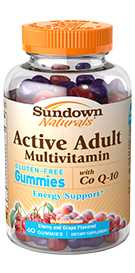 Active Adult Multi Gummies