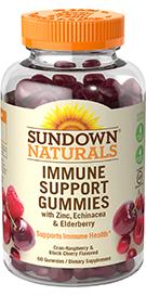 Immune Support Gummies