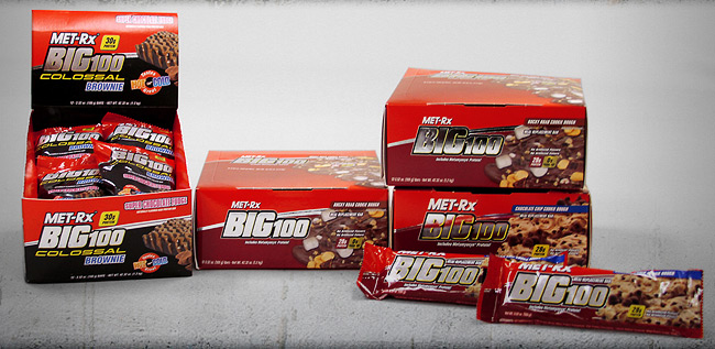 Protein Bars - Meal Replacement Bars from MET-Rx- Shop Online