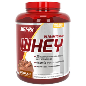 ultramyosyn® whey - chocolate - 5 lb