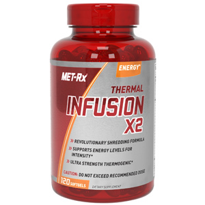thermal infusion x2 - 120 softgels