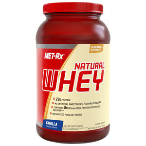 natural whey - vanilla - 2 lb