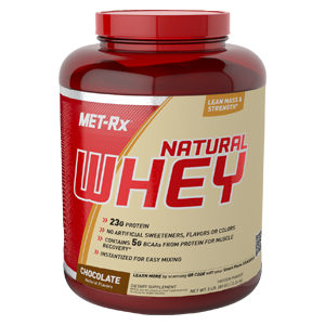 natural whey - chocolate - 5 lb