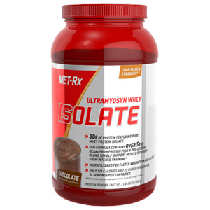 ultramyosyn® whey isolate - chocolate - 2 lb