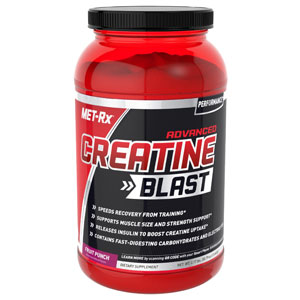 advanced creatine blast rtc  -  fruit punch