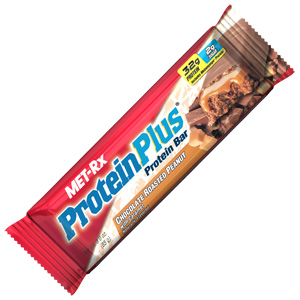 protein plus - chocolate roasted peanut with caramel - 85 g