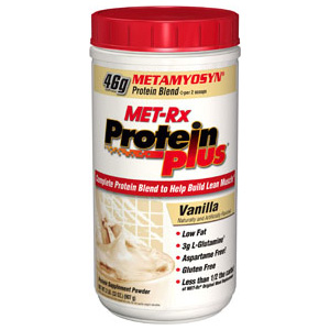 protein plus powder - vanilla- 2 lb
