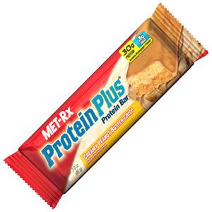 peanut butter protein bars – creamy peanut butter crisp
