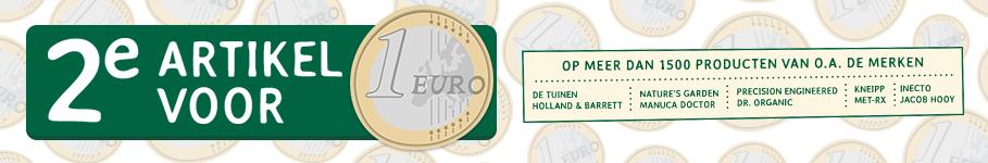 2e voor 1 euro