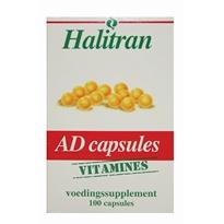 halitran levertraan capsules