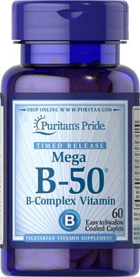 B-50®(ビタミンB群) タイムリリース