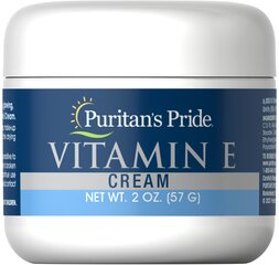 Vitamin E Cream 6,000 IU