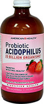Probioitic Acidophilus Liquid Strawberry