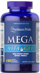 Mega Vita Gel Multivitamins