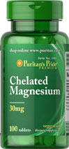 Magnesium Chelate 30 mg