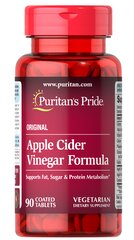 Apple Cider Vinegar Formula