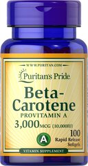 Beta-Carotene 10,000 IU