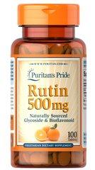 ルチン 500 mg.