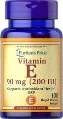ビタミン E 200 IU