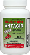 Antacid with Calcium Chewable