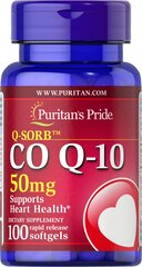 Q-SORB™ Co Q-10 50 mg