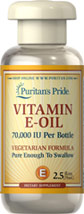 Vitamin E-Oil 70,000 IU