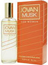 Jovan Musk Cologne Concentrated Spray