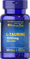 L-タウリン 1000 mg.