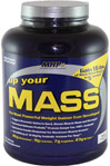 Up Your Mass Vanilla