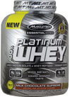 Essential Series Platinum 100% Whey Milk Chocolate Supreme