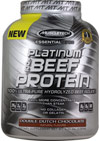 Plantinum 100% Beef Protein Double Dutch Chocolate