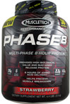 Phase 8™ Multi-Phase 8 Hr Protein Milk Strawberry