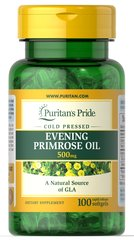 Evening Primrose Oil 500 mg with GLA
