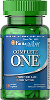 Puritan's Pride One™ Multivitamins Timed Release