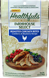 Healthfuls Farmhouse Select Roasted Chicken, Cranberry, & Blueberry Bites