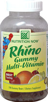 Rhino Gummy Kids Multi-Vitamin™ Gummy Bears