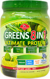 Ultimate Greens 8 in 1 with Protein Powder