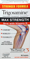 Trigosamine® Joint Max Strength with Vitamin D