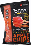 100% Natural Simply Cinnamon Crunchy Apple Chips