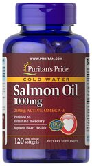 Omega-3 Salmon Oil 1000 mg