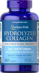 Hydrolyzed Collagen 1000 mg