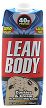 Lean Body RTD Cookies & Cream