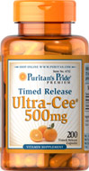 Ultra Cee® 500 mg Time Release