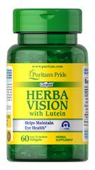 Herbavision with Lutein and Bilberry